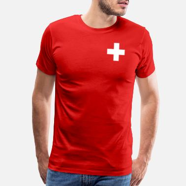 Swiss Cross Swiss Cross - Men's Premium T-Shirt
