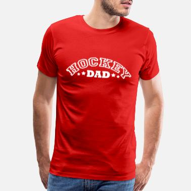 Hockey Store Hockey Dad - Men's Premium T-Shirt