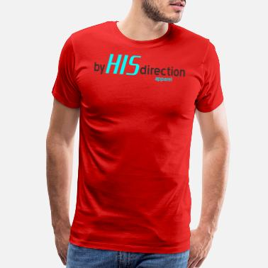 Aqua byHISdirection Aqua - Men's Premium T-Shirt