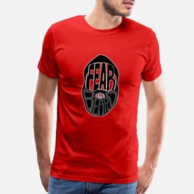 Fear The Beard James Harden James Harden - Men's Premium T-Shirt