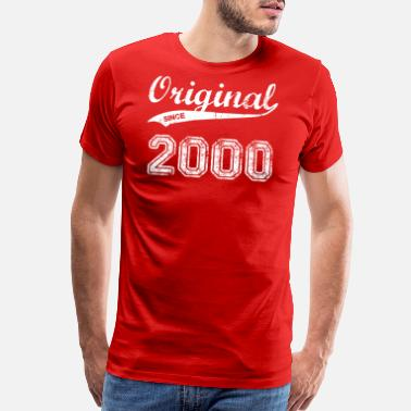 Born In 2000 2000 - Men's Premium T-Shirt