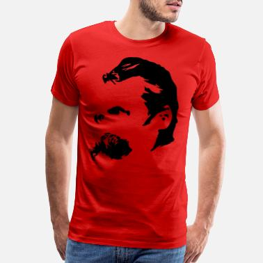 Philosophy Nietzsche - Men's Premium T-Shirt