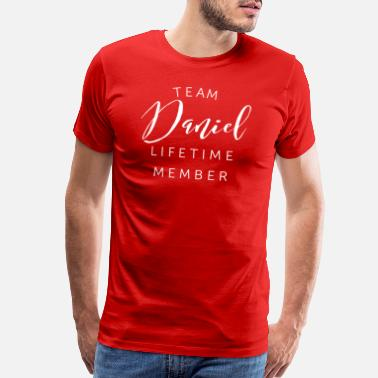 Daniel Radcliffe Team Daniel lifetime member - Men's Premium T-Shirt