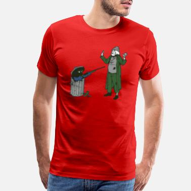 Trash Can Trash can - Men's Premium T-Shirt