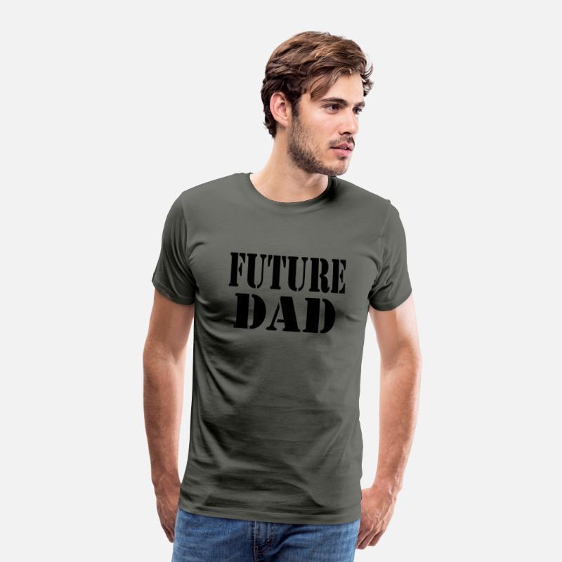 07cc1c5e Future Dad Men's Premium T-Shirt | Spreadshirt