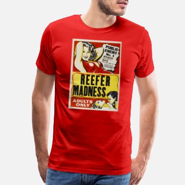 Hashish REEFER madness - Men's Premium T-Shirt