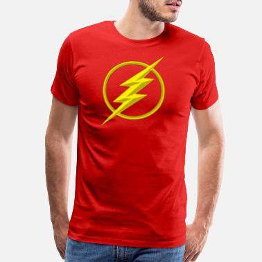 The Flash Flash - Men's Premium T-Shirt