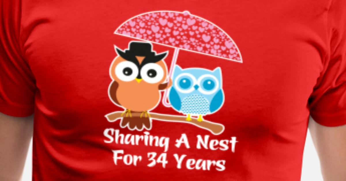 Wedding Anniversary Gifts For 34 Years Gift Ideas