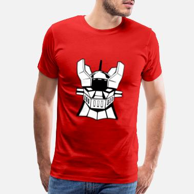 Shop Mazinger Z Robots T-Shirts online | Spreadshirt
