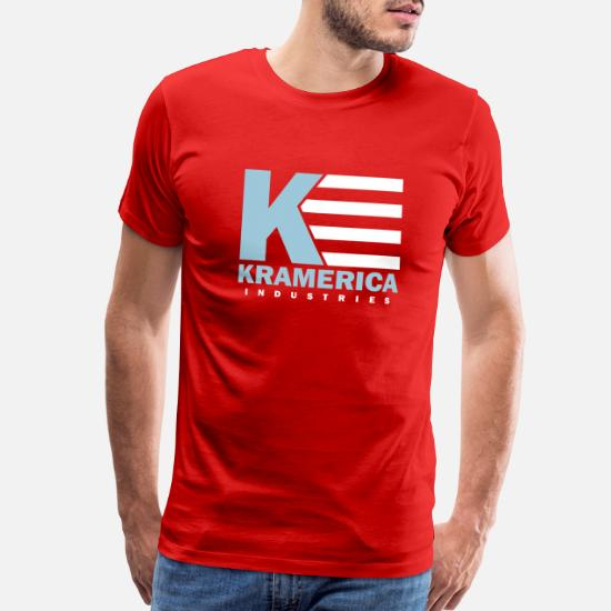 0445a30d8 Kramerica Industries Men's Premium T-Shirt | Spreadshirt