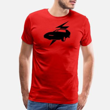 Knight Trans Am - Kitt - Men's Premium T-Shirt
