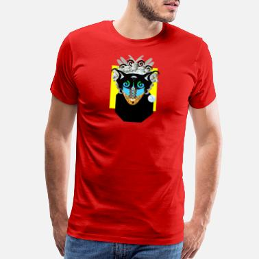 Behind Mask The mask is back with stories behind. - Men's Premium T-Shirt