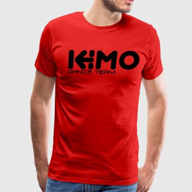 KIMO Dance Team customizable - Men's Premium T-Shirt