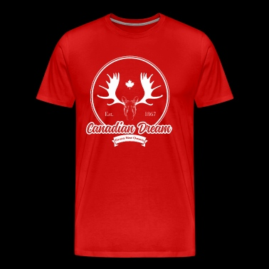 Original Canadian Dream - Men's Premium T-Shirt