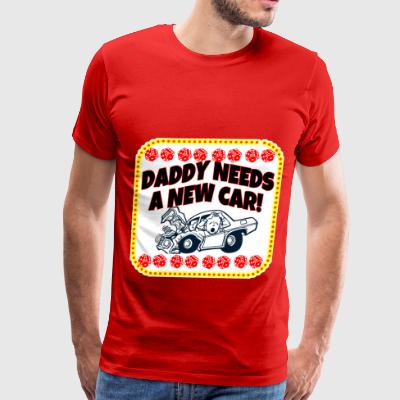 TV Game Show Apparel - TPIR (The Price Is...)Auto - Men's Premium T-Shirt