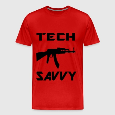 Tech Savvy - Men's Premium T-Shirt