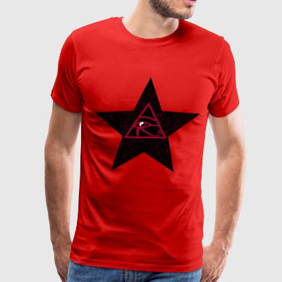 Star of Atum duality reality - Men's Premium T-Shirt