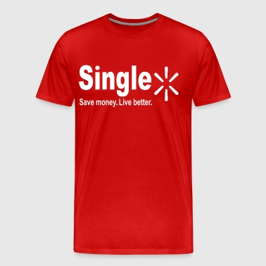 single 2 - Men's Premium T-Shirt