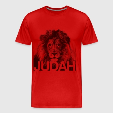 Lion of Judah - Men's Premium T-Shirt