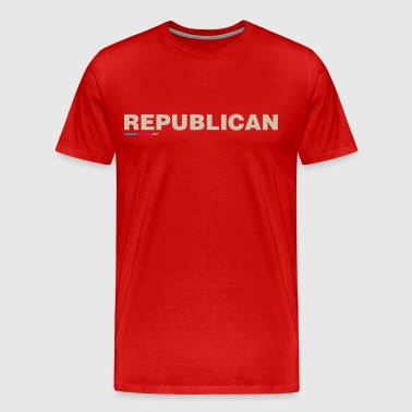 Republican - Men's Premium T-Shirt