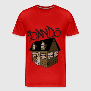 trap-house-colored-in - Men's Premium T-Shirt