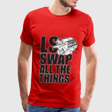LS All The Things - Men's Premium T-Shirt