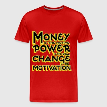 Motivation - Men's Premium T-Shirt