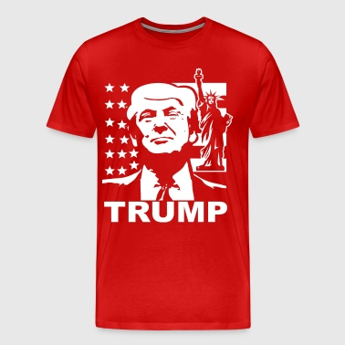 Donald Trump - Men's Premium T-Shirt