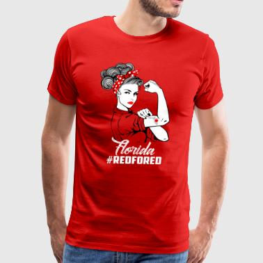 Red For Ed Florida - Men's Premium T-Shirt