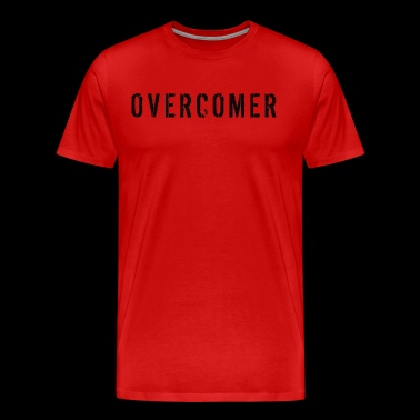 Overcomer - Men's Premium T-Shirt