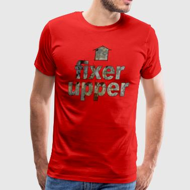 fixer upper - Men's Premium T-Shirt