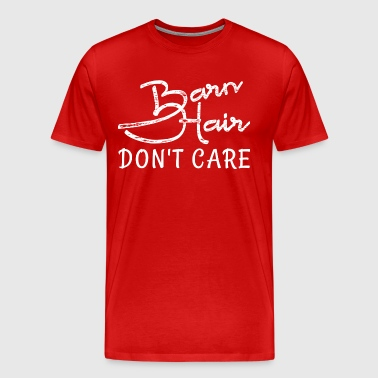 Barn Hair - Men's Premium T-Shirt