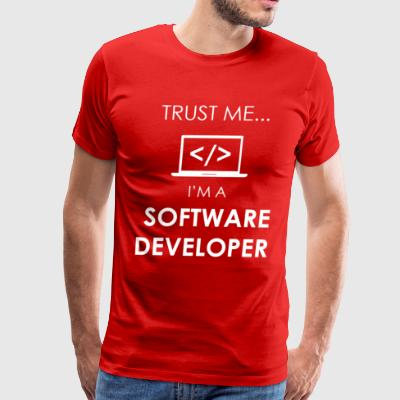 Software developer - Men's Premium T-Shirt