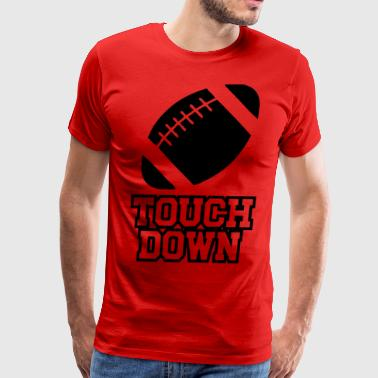 touchdown blak - Men's Premium T-Shirt