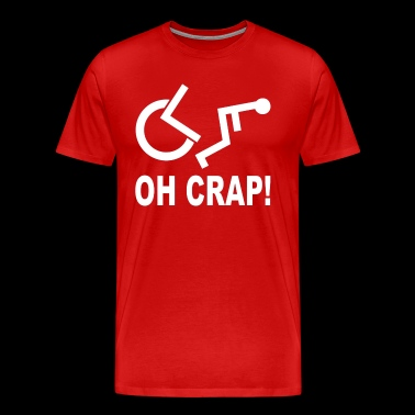 Oh Crap - Men's Premium T-Shirt