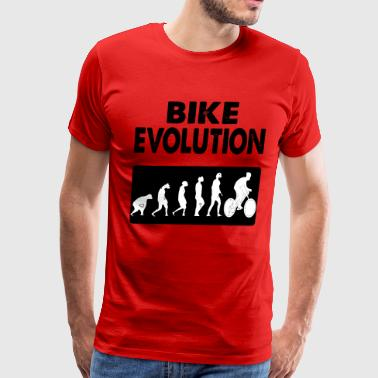 evolution - Men's Premium T-Shirt