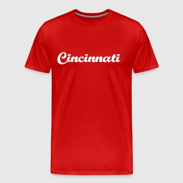 Cincinnati - Men's Premium T-Shirt