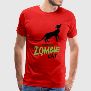 Zombie Cats - Men's Premium T-Shirt