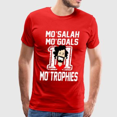 MOHAMED SALAH SHIRT, SALAH LIVERPOOL, SALAH ! - Men's Premium T-Shirt