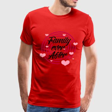 Family ever after - Men's Premium T-Shirt