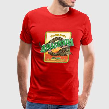 Anaconda Malt Liquor - Men's Premium T-Shirt