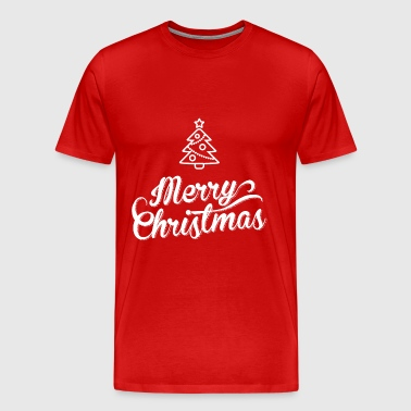 Merry, Merry Christmas - Men's Premium T-Shirt