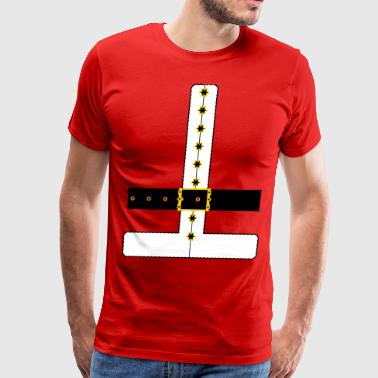Humorous Santa Suit - Men's Premium T-Shirt