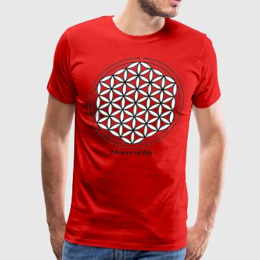 Flower of life - Men's Premium T-Shirt