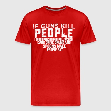 Guns - Men's Premium T-Shirt