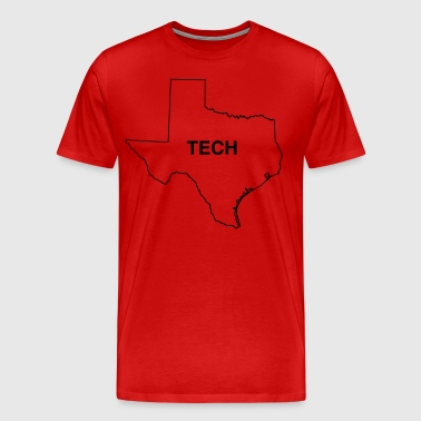Texas Tech - Men's Premium T-Shirt