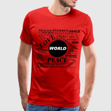 Inspirational Words - Men's Premium T-Shirt
