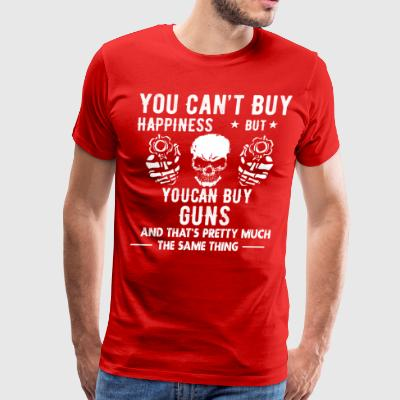 YOU CAN'T BUY GUN | Gun Owner T-Shirt - Men's Premium T-Shirt