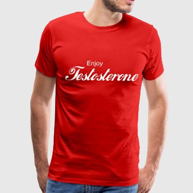 Enjoy Testosterone! - Men's Premium T-Shirt