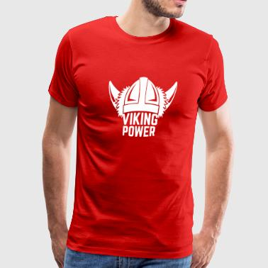 Viking Power T Shirt - Men's Premium T-Shirt